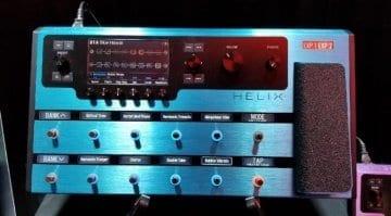 NAMM 2019 Line 6 Helix update?