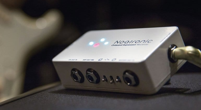 Noatronic Onboard Expression controller box