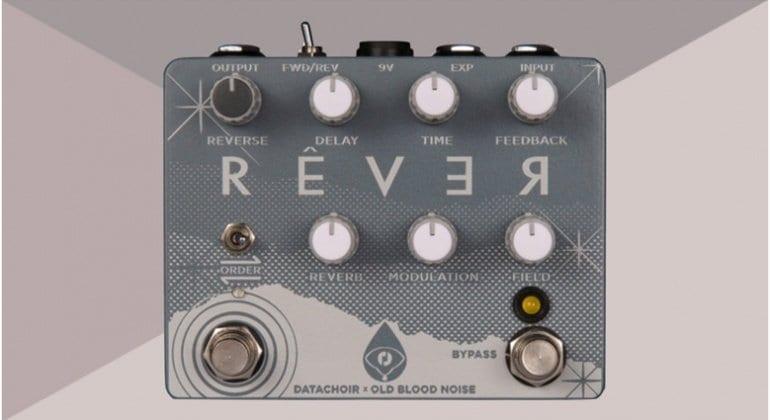 NAMM 2019 Old Blood Noise Endeavors:Datachoir Rêver