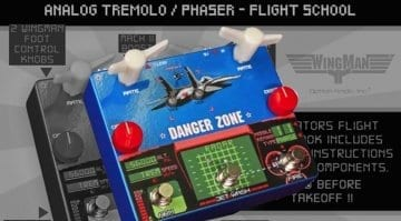Option Knob Danger Zone