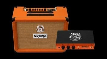 Orange TremLord 30 combo & Pedal Baby 100 power amp