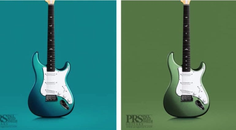 PRS Silver Sky new colours for 2019