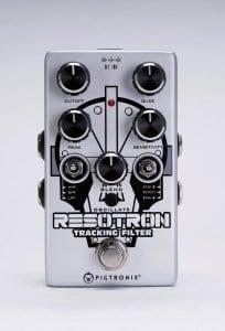 NAMM 2019 Pigtronix Resotron pedal