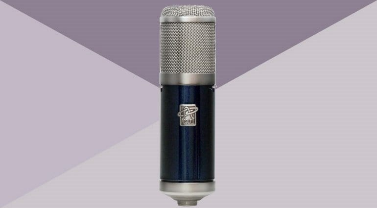 Roswell Delphos II condenser microphone