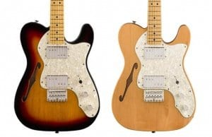Squier-CV-Telecaster-Thinline
