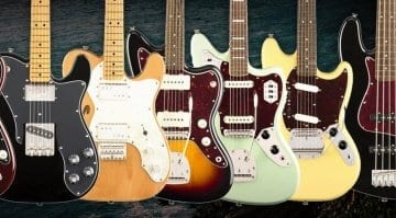 Squier Classic Vibe Series 2019