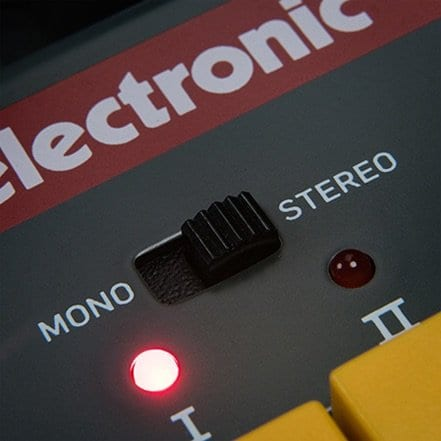 TC Electronic June-60 mono or stereo out