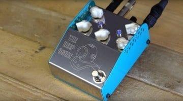 ThorpyFX Deep Oggin Chorus:Vibrato pedal