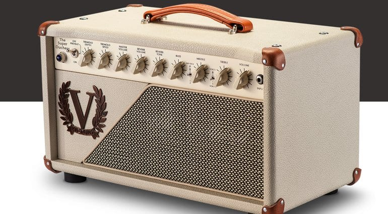 Victory Amps Super Duchess V140 100-watt head