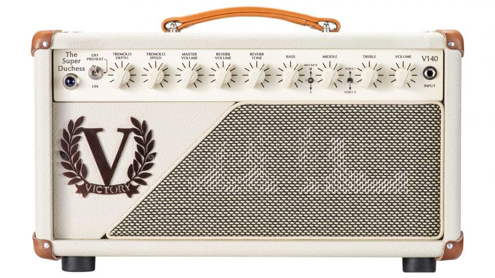Victory Amps Super Duchess V140