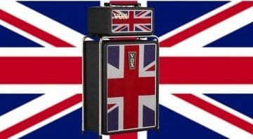 Vox Union Jack Mini Superbeetle amp