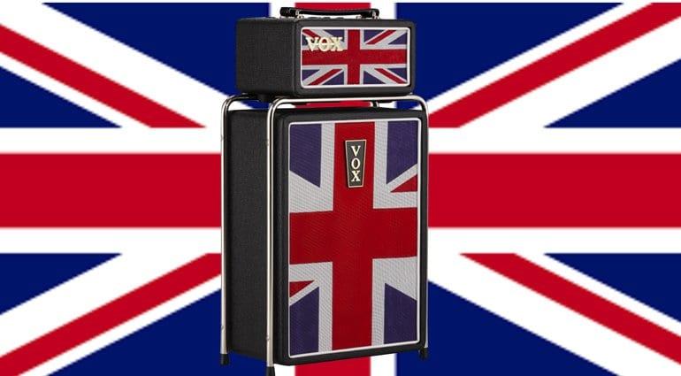 Vox Union Jack Mini Superbeetle amp