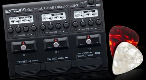 Zoom GCE-3 mimi multi effects