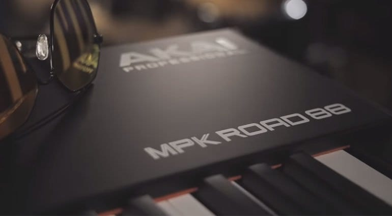 Akai Pro MPK Road 88