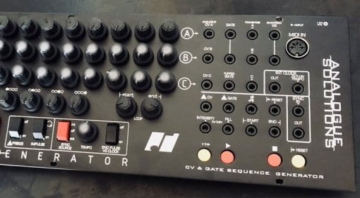 Analogue Solutions Generator for Eurorack