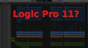Apple Logic Pro 11