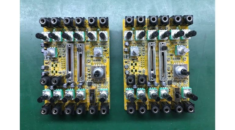 Behringer System 100 prototype