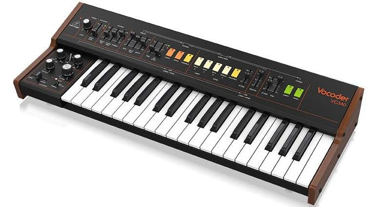 Behringer Vocoder VC340 gets officially released online