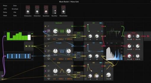 Bitwig Studio 3 - The Grid