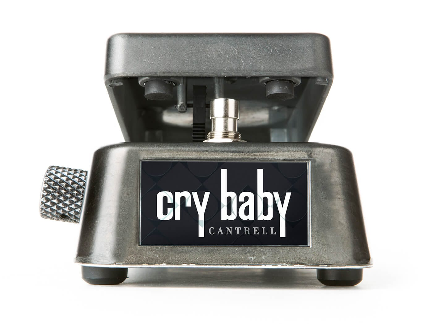 Distressed Black Dunlop Jerry Cantrell Cry Baby Wah