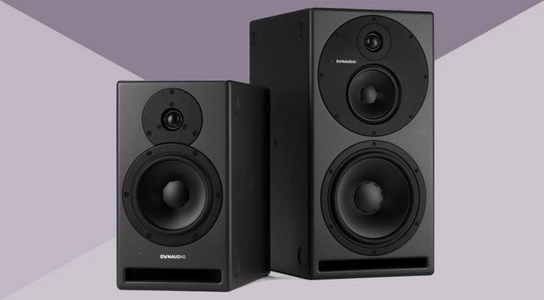 dynaudio core 7 and core 59 vertical