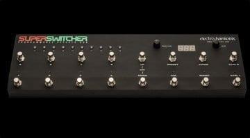 EHX Electro Harmonix Super Switcher Programmable Effects Hub