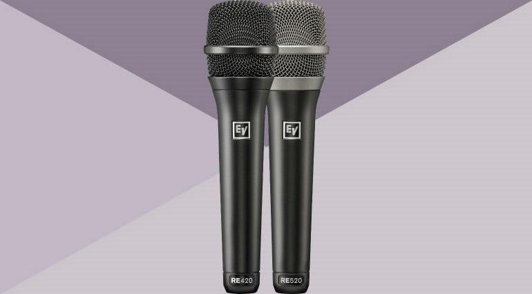 Electro-Voice Microphones