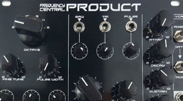 Frequency Central Product Modular Synth