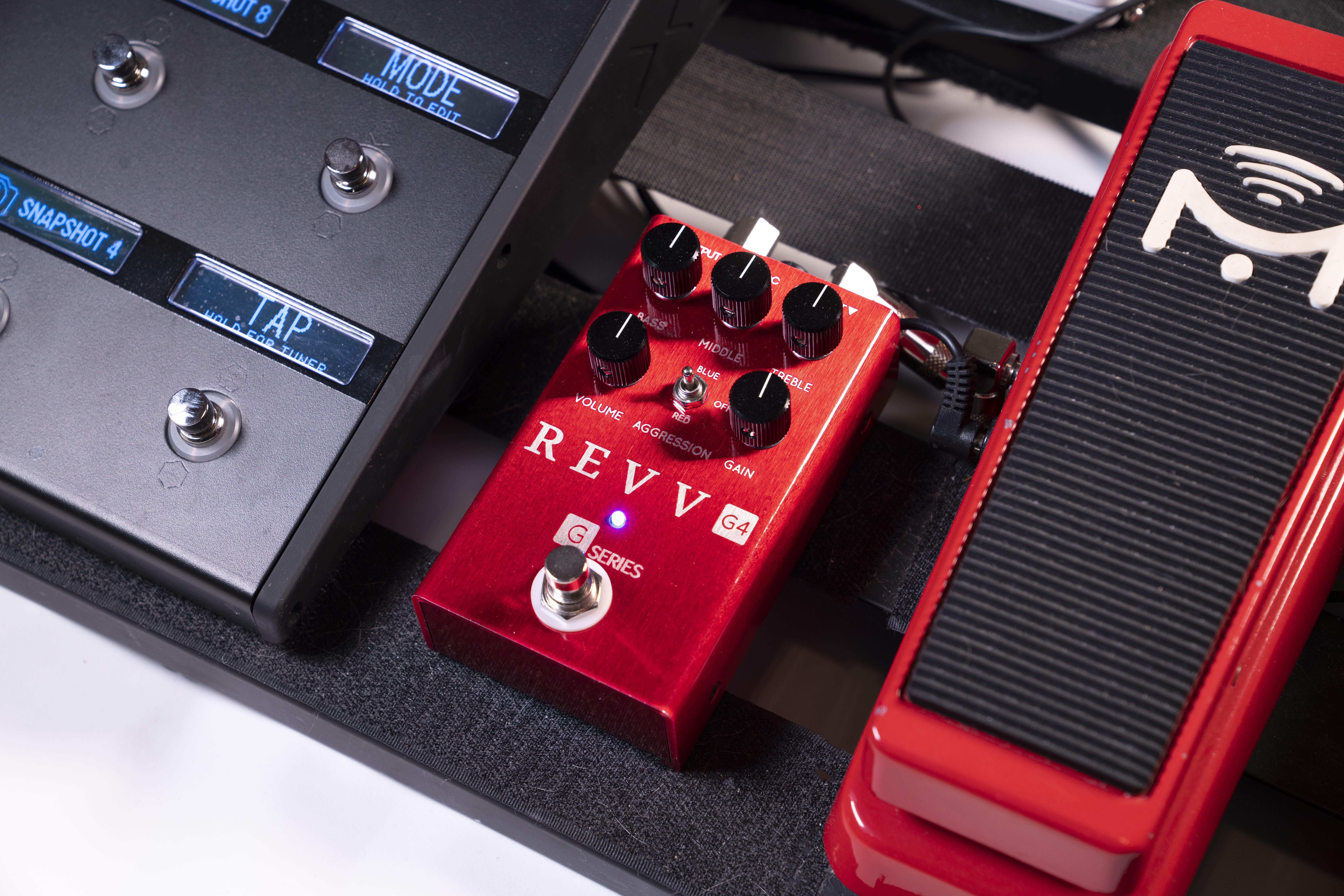 REVV G4 pedal