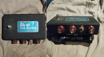 Ibanez Tone Machine Foxx