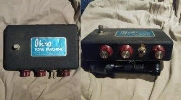 Ibanez Tone Machine Foxx