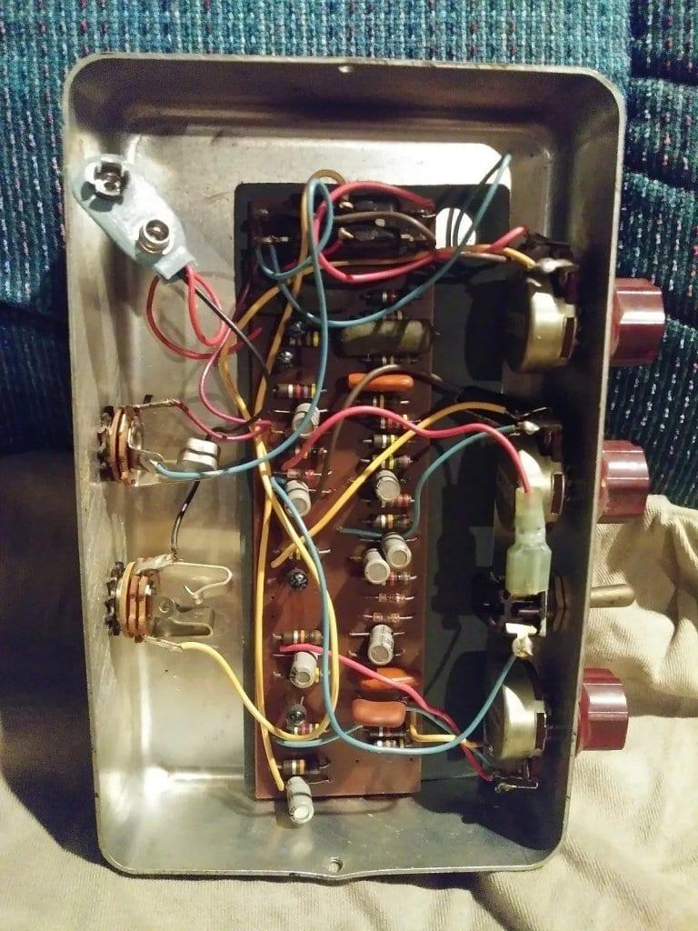 Ibanez Tone Machine
