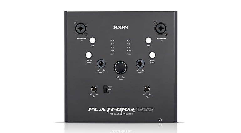 iCon Platform U22 VST