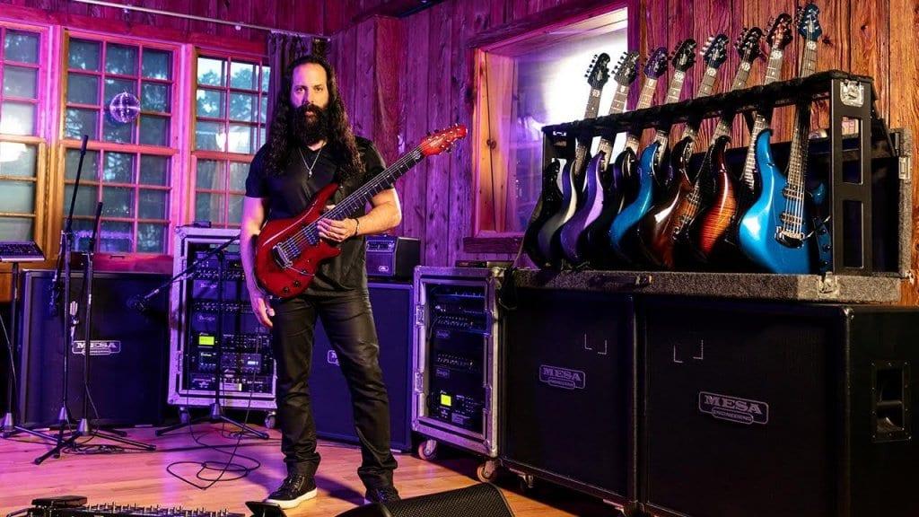 Ernie Ball Music Man John Petrucci Majesty 2019