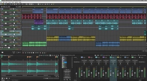 MAGIX ACID Music Studio 11