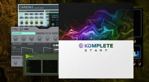 Native Instruments Komplete Start