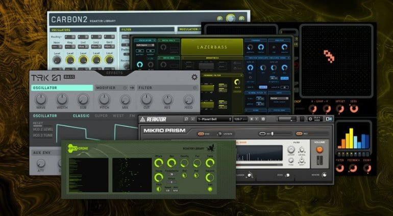Native Instruments Komplete Start synths