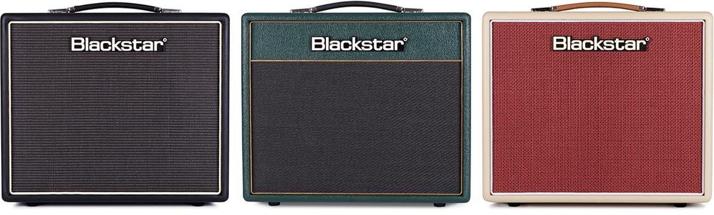 Blackstar Studio 10 lineup