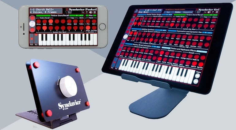 Synclavier Apps