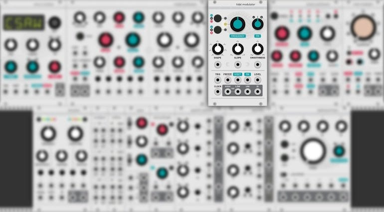 Mutable Tides on VCV Rack