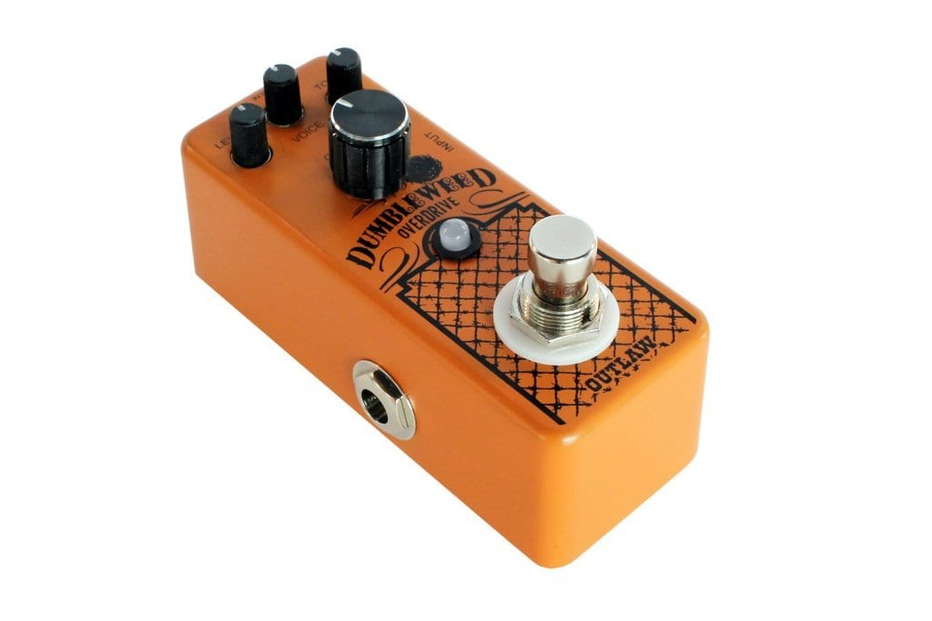 Outlaw Effects Dumbleweed Overdrive