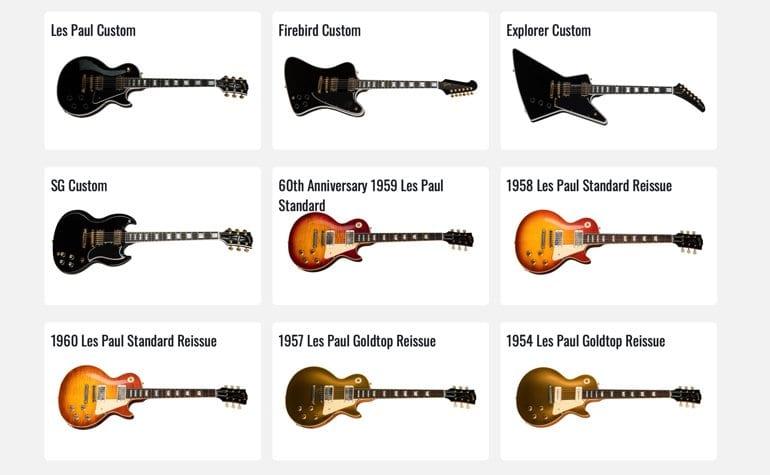 Gibson Custom Shop 2019