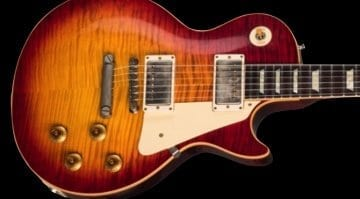 Gibson Custom Shop 60th Anniversary 1959 Les Paul