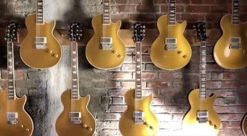 Gibson Custom Shop new Joe Perry Signature Model Les Paul model