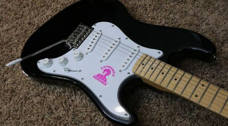 Gibson Jimi Hendrix Signature