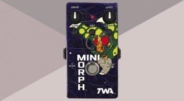 TWA Pedals Minimorph