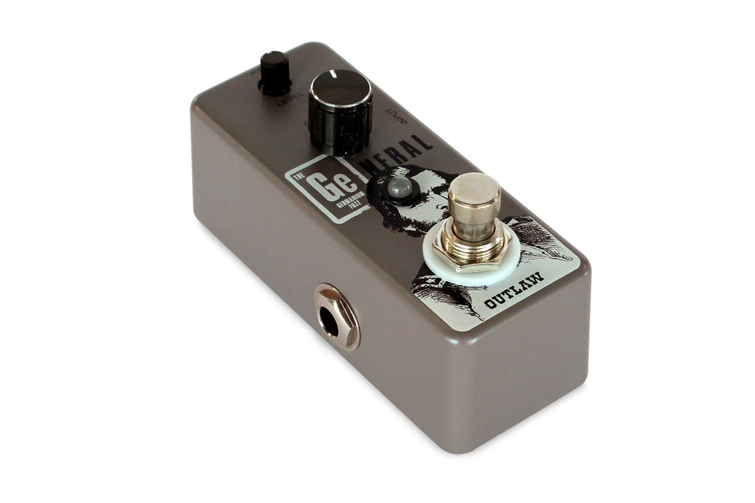 Outlaw Effects launches Dumbleweed Overdrive, General Germanium Fuzz