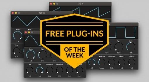 Free plug-ins of the week