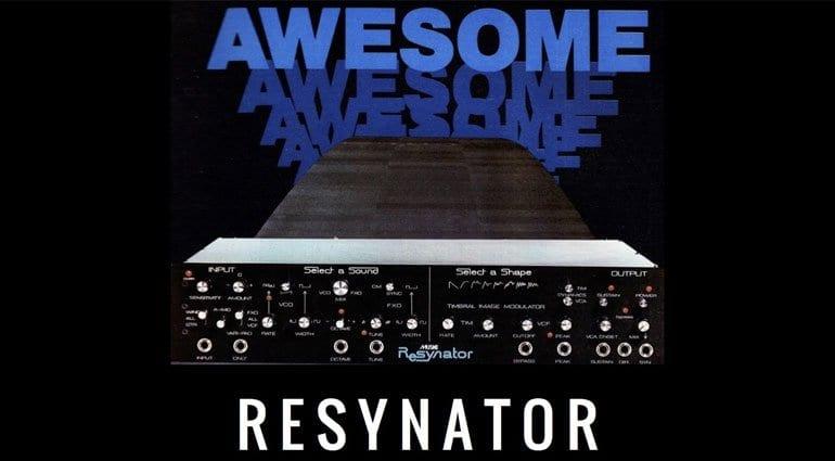 Resynator