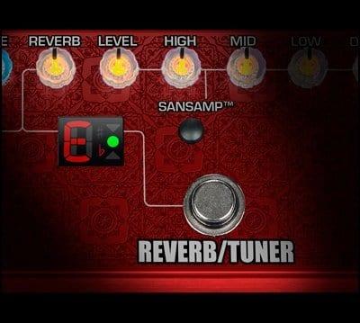 Tech 21 Richie Kotzen RK5 Reverb